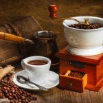 Натюрморт с кофе