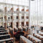 Городская библиотека Мальме, Швеция