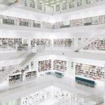 Библиотека Штутгарта, Германия
