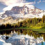 Обои горы