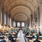 Бостонская публичная библиотека, США