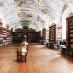 Библиотека Страховского монастыря, Прага, Чехия