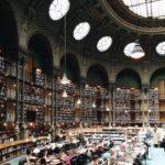 Национальная библиотека Франции, Париж